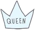 art queen crown freetoedit