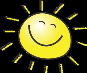 cute sun freetoedit