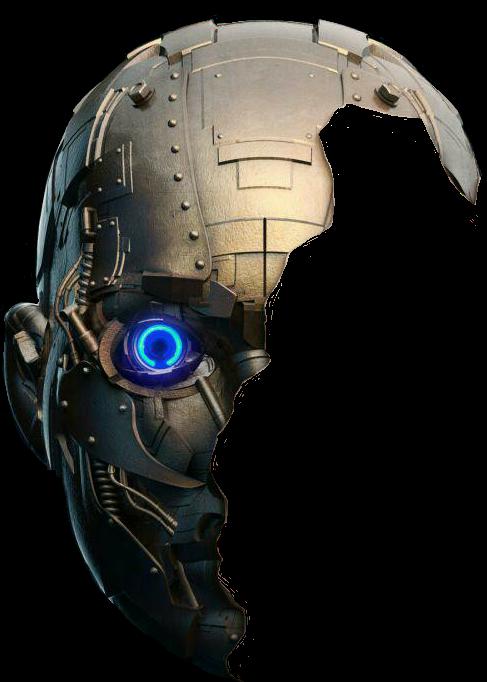 https://cdn140.picsart.com/239045014003211.png Cyborg Head Png