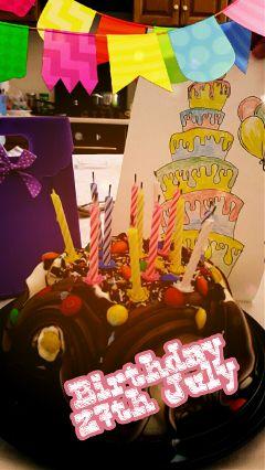 birthdaycake birthday happybirthday freetoedit