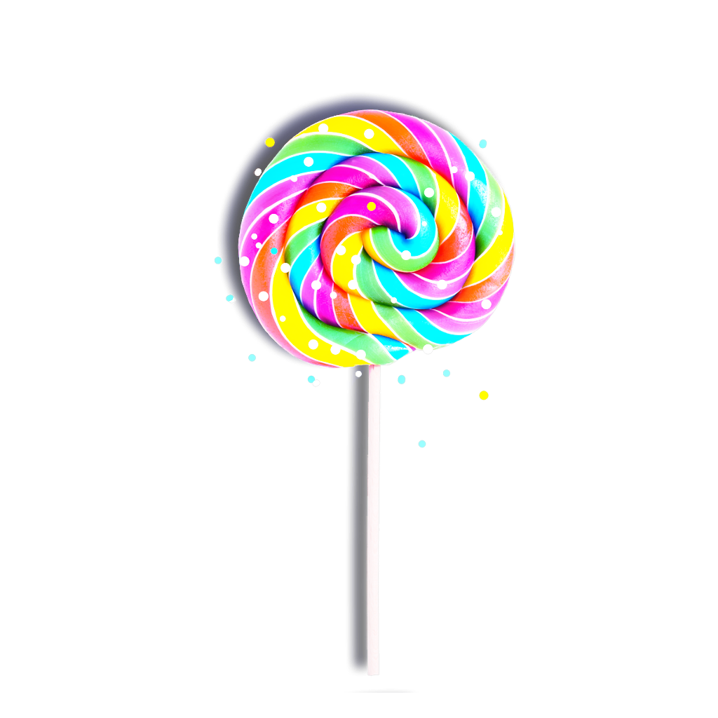 paleta de caramelo😍 - Sticker by yulianapinofiguer