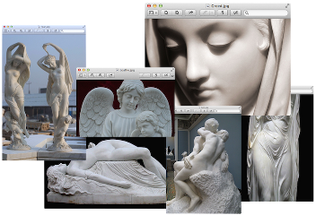 statue tumblr vaporware aesthetic freetoedit