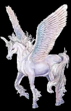 fteunicorn unicorn white freetoedit