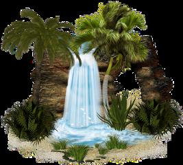 waterfall freetoedit