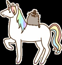 pusheen unicorn