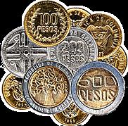 ftecoins moneda colombiana antigua 1990 freetoedit