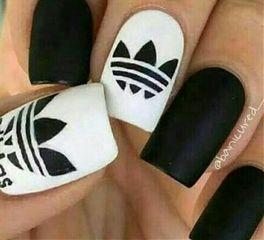 freetoedit nail nails adidas nailadidas