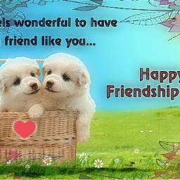freetoedit friendshipday