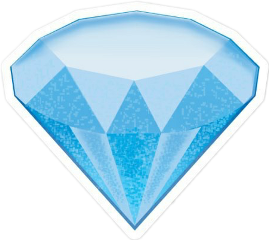 diamond emojisticker emojidiamond emoji freetoedit
