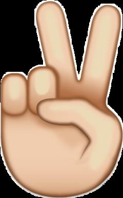 victory emoji freetoedit