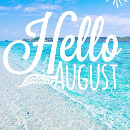 helloaugust august pool piscina verano2017 freetoedit