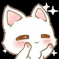 anime chibi cat otaku freetoedit