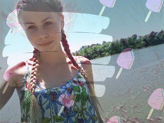 collage baby gerls flower music freetoedit