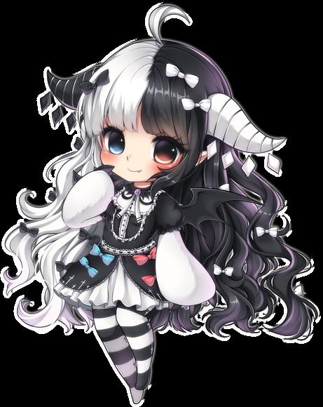 """Résultat de recherche d'images pour """"Anime cute creepy transparent"""""""