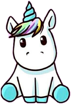 stickerart unicorn freetoedit