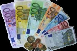 money € schei denaro soldi