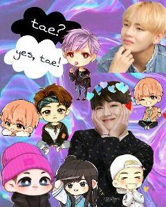 bts btsv taehyung taehyungbts cute freetoedit