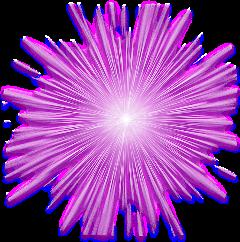 purple spark sparkle firework galaxy
