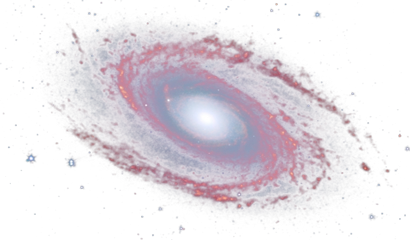 galaxy space outerspace freetoedit