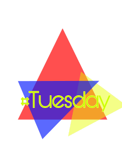 tuesday triangles freetoedit