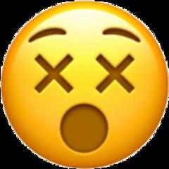 emoji😵 freetoedit emoji