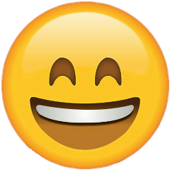 emoji laugh freetoedit