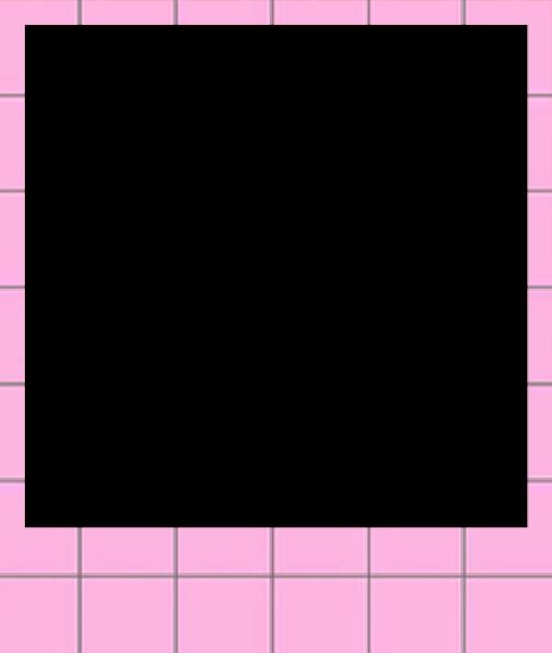 ftestickers polaroid frame polaroidframe pink tumblr