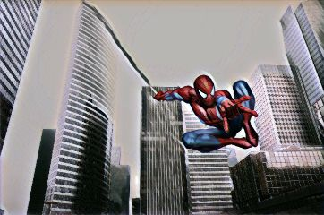 freetoedit spiderman marvel comic comiceffect