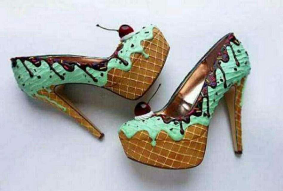 #icecreamcone #waffleshoes