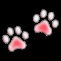 paw pata paws patas print