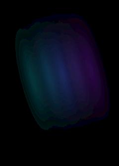 ftestickers background overlay colrful glare