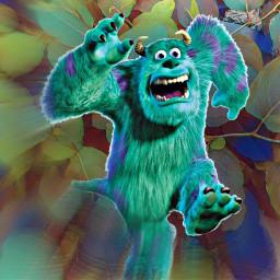 freetoedit madewithpicsart floramagiceffect monster blureffect