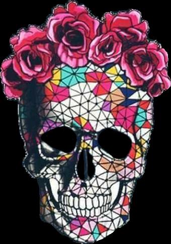 Caveiramexicana Caveira Rosas Coroadeflores Death Morte