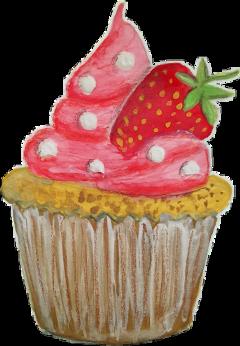 colorful cupcake muffin cake tasty freetoedit