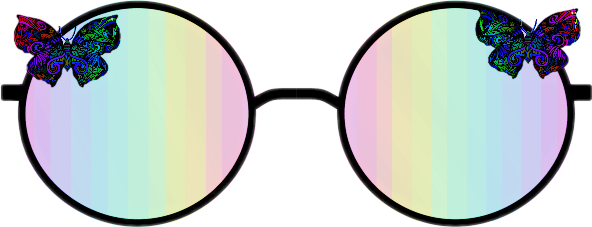 glasses lunettes gafas ftestickers ftstickers