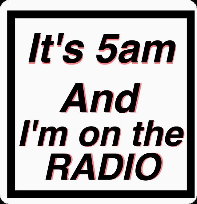 #honest #radio #tumblr #text #5am #thechainsmokers #mdno #art #feelings #feels #morning #cool #picsart #freetoedit