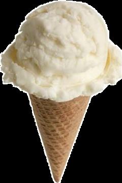 icecream vanillaicecream sticker picsart freetoedit