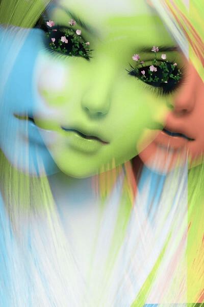 #myedit #creative #artistic #stickers #colors  #doubleexposurecontest