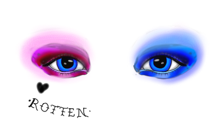 harley quinn harleyquinn eyes art