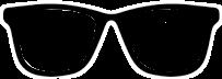 gafas hipster lentes freetoedit