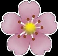 flor flower emoji freetoedit