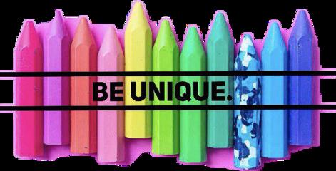 beunique rainbow freetoedit