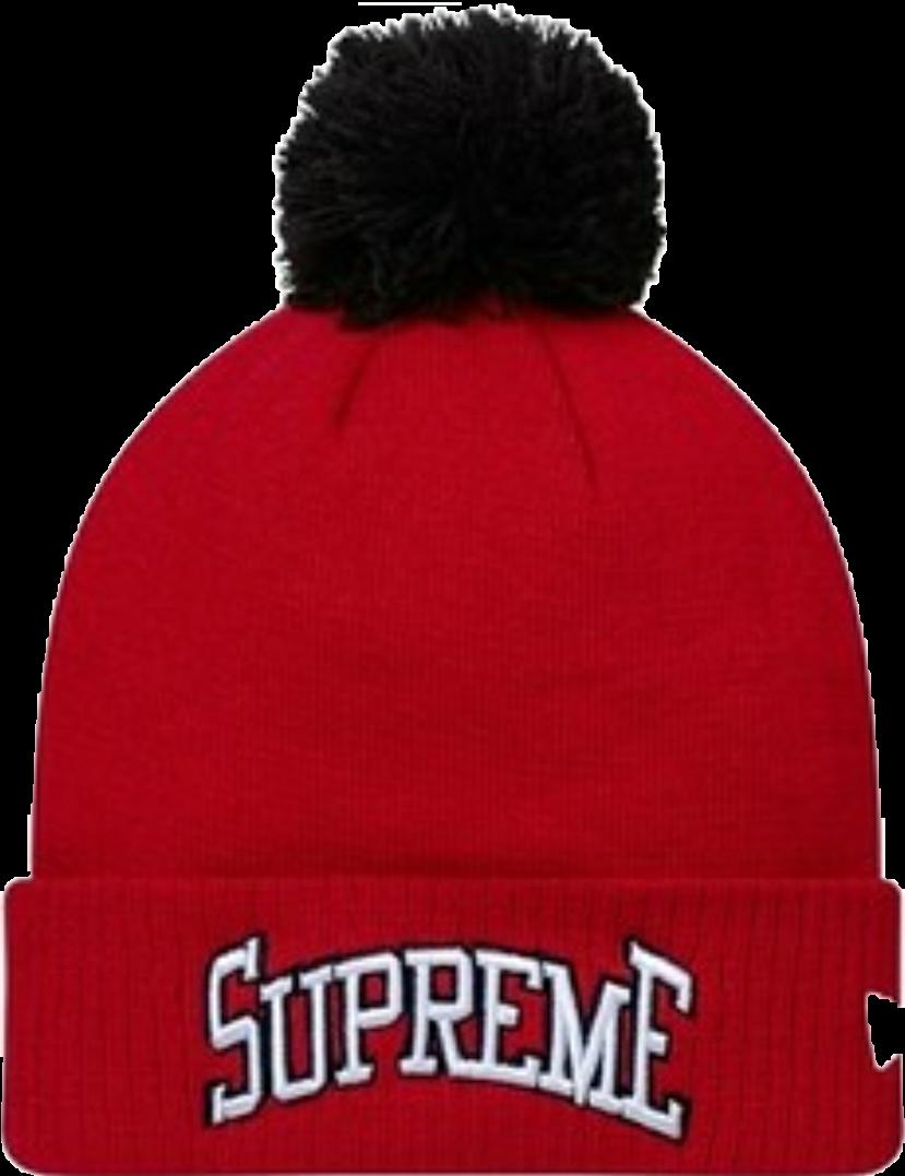 1052639b447f3 Supreme Winter Hat - Sticker by Stefan Moore