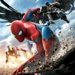 SpidermanHomecoming TomHolland