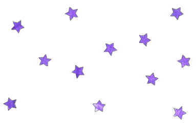 ftestickers nature sky stars purple