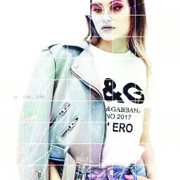 galaxy people squared girl fashion freetoedit