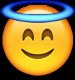 emoji emojis emoticono emoticonos angel