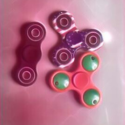 fidgetspinner pink girly spinners freetoedit