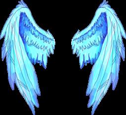 крылья ангел freetoedit