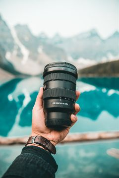 freetoedit hand lens photography people